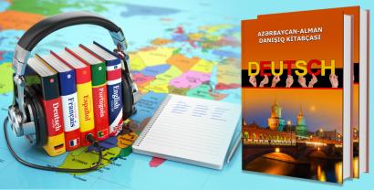 Azerbaijani-German Phrasebook Out Now