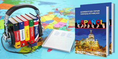 کتابچه ی «مکالمات روزمره آذربایجانی – اسپانیولی» منتشر گردید