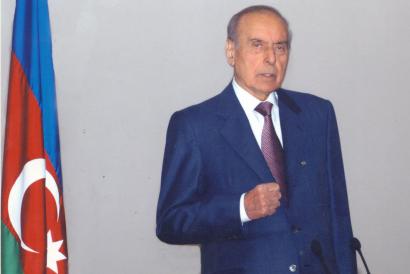 Ümummilli lider Heydər Əliyevin Azərbaycan Respublikası Gənclərinin Birinci Forumundakı çıxışı