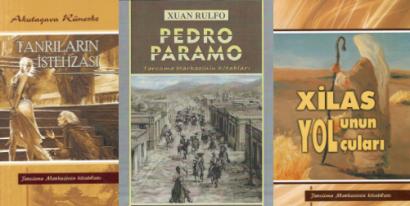 En los próximos días serán publicados por el Centro de Traducción de Azerbaiyán los siguientes libros: