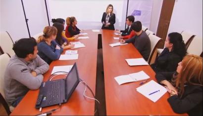 Tərcümə Mərkəzi ixtisasartırma kursları təşkil edir