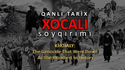 Криваві сторінки історії - Ходжалинський геноцид