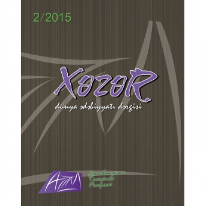Khazar World Literature Magazine Next Issue Published