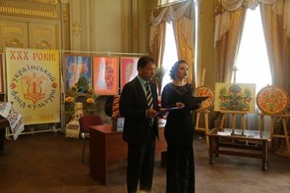 Azərbaycan poeziyası Ukrayna paytaxtında təqdim olundu