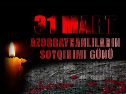 El «Día del Genocidio» de los azerbaiyanos. (El genocidio de musulmanes en Bakú y otras ciudades en 1918-1920)