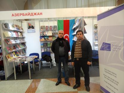 22nd Minsk International Book Fair Welcomes Azerbaijani Books