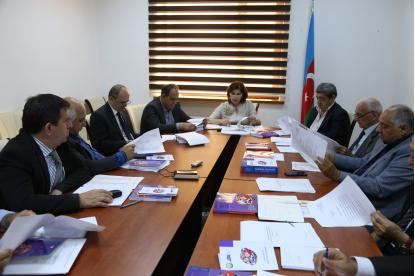 Azərbaycan Tərcümə Mərkəzinin Elmi Şurası ilk toplantısını keçirib