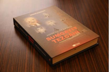 کتاب «تحریک سومقاییت در مقابل آذربایجان، کار گریگوریان» در ترکیه منتشر شد