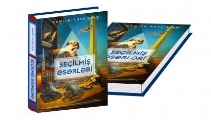 """Das Buch """"die ausgewählten Werke"""" von Camilo José Cela erschien auf Aserbaidschanisch"""