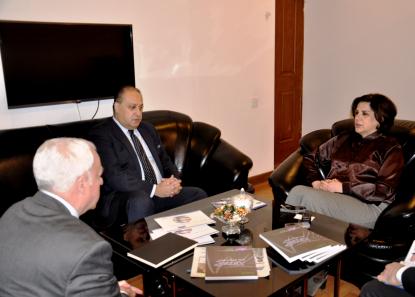 «Centro de Traducción puede ser llamado la Tribuna de Azerbaiyán en el mundo» - El embajador extraordinario y plenipotenciario del Reino   Hachemita de Jordania en la República de Azerbaiyán, Nassar Ibrahim Mohamed al - Habashneh