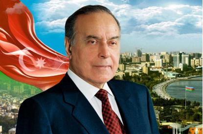 Çağdaş Azerbaycan'ın Mimarı ve Kurucusu