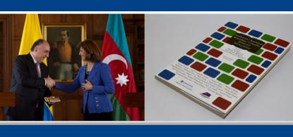 Azərbaycan-Kolumbiya şeiri antologiyası Kolumbiyada təqdim olundu